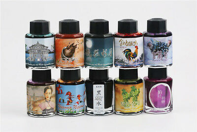 Chinese PENBBS INK   Dyestuff ink  Fountain pen accessories  Pen ink