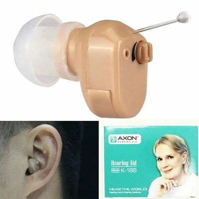 Hearing Aids Sound Amplifier Enhancer Helper Old Man Daily Asistance Tool