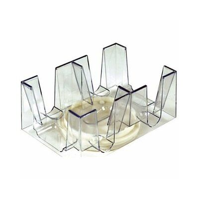 CHH 2708L Revolving Playing Card Tray/Holder For 6 Decks