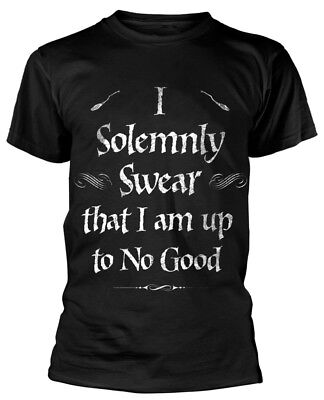 Harry Potter 'Solemnly Swear' T-Shirt - NEW & OFFICIAL!