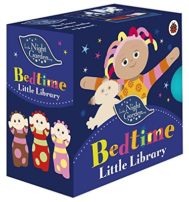 In the Night Garden: Bedtime Little Library (Hardcover) New Book