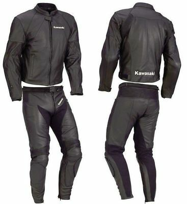 MOTORBIKE LEATHER SUIT MEN JACKET TROUSER MOTORCYCLE LEATHER SUIT Tailor Made