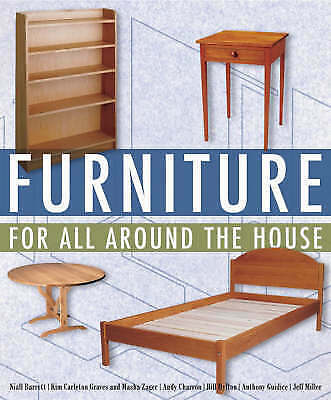 Furniture for All Around the House by Anthony Guidice,9781561588534-G060