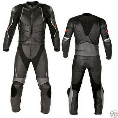 Night-Rider Suit Motorcycle Leather Suit Motorbike Men Biker Suit Jacket Trouser
