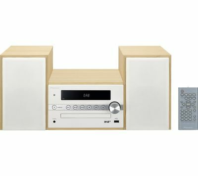PIONEER X-CM56D-W Wireless Traditional Hi-Fi System - White - Currys