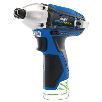 Draper 17132 Storm Force® 10.8V Cordless Impact Driver Power Tool Bare Unit Only