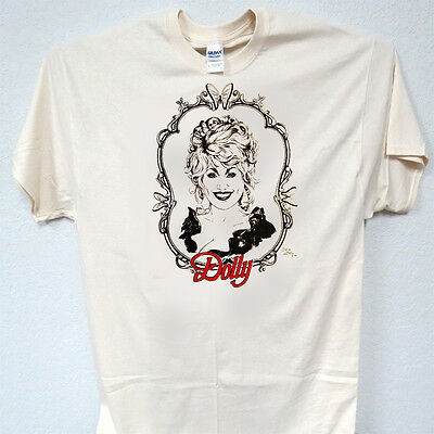 DOLLY PARTON,1986 Tour Classic,RETRO,T-SHIRT,All Sizes,T-884Ivy,L@@K!