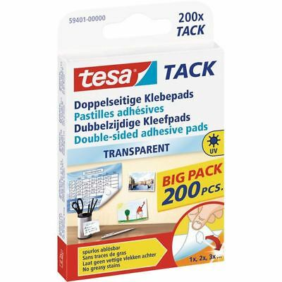 tesa® 59401 Tack Double-sided Adhesive Pads Pack Of 200