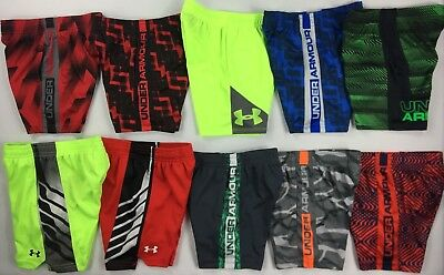 Toddler Boy's Under Armour Heatgear Polyester Shorts