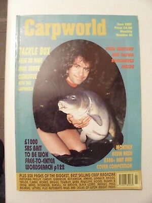 Carpworld: Issue 81 June 1997