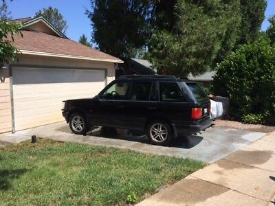 1999 Land Rover Range Rover HSE 1999 Range Rover 4.6 HSE-needs minor TLC-located in Northern California