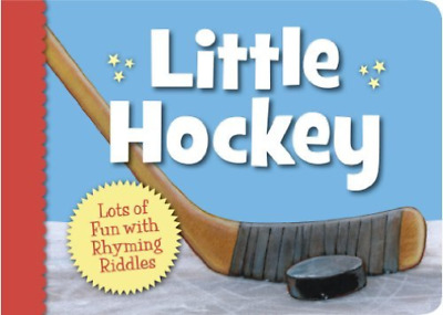 `Napier, Matt/ Benoit, Renn...-Little Hockey  (US IMPORT)  BOOK NEW