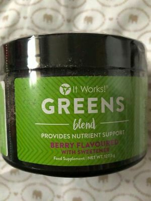 It Works Green Berry (Detox)