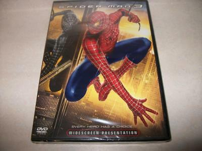Spider-Man Spiderman 3 Every Hero Has A Choice DVD Factory Sealed