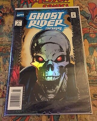 Ghost Rider 2099 #1 comic book (May 1994, Marvel), MT