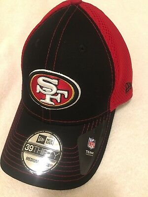 the latest d4584 a6eca ... order san francisco 49ers new era 39thirty nfl mens fitted hat size  5380f 528d2