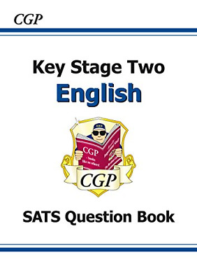 KS2 English SATS Question Book (for tests in 2018 and beyon (Paperback) New Book