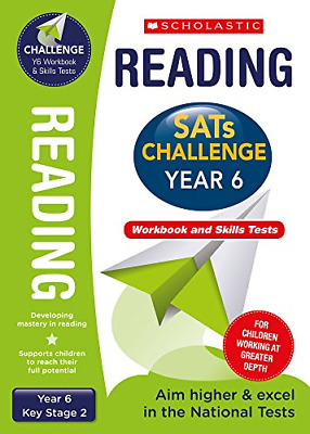 Reading Challenge Pack (Year 6) (SATs Challenge) (Paperback) New Book