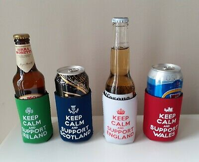 Six nations rugby Can Coolers Various National Teams  Can Coolers B2G1 FREE!