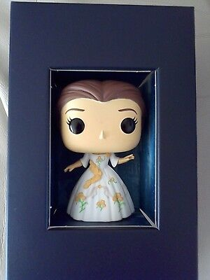 BRAND NEW FUNKO BELLE CELEBRATION POP VINYL FIGURE Beauty And The Beast