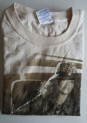WHITNEY HOUSTON 2010 'Nothing But Love' World Tour t-shirt  NEW, size L
