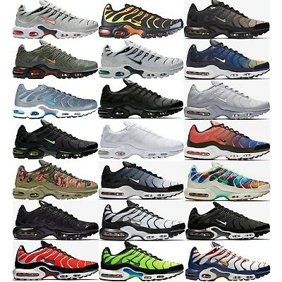 ce4f8af23b47 NIKE AIR MAX PLUS Tn MENS COMFY SHOES PREMIUM LIFESTYLE CASUAL SNEAKERS