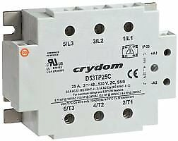Crydom / CST, B53TP25C-10, US Authorized Distributor