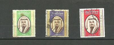 Kuwait Stamps: 1978  Sheik Sabah Issues