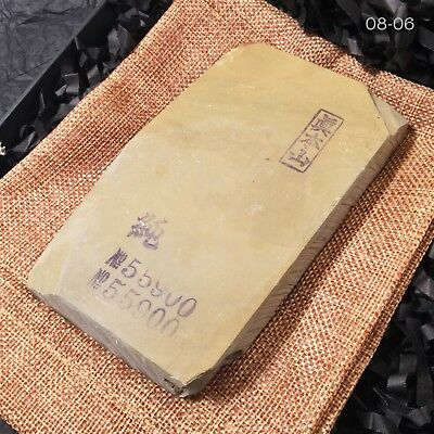 472 g. Super finishing Natural Whetstone Kyoto (Shinhonyama) Yellow.