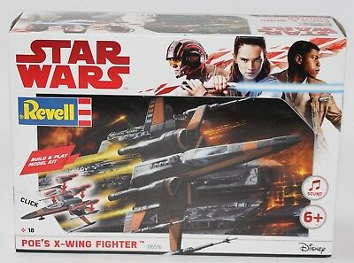 Star Wars, Poe's X-Wing Fighter, Revell 06576