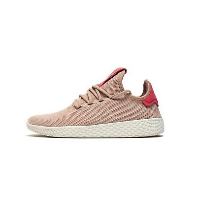 de2a47595241f New Adidas Women Originals Pharrell Williams Tennis Hu Shoes  Db2564  Ash  Pea