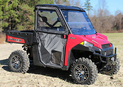 Seizmik Framed Doors for Full Size Pro-Fit Polaris Ranger