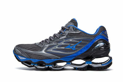 Hot 2018 New Mizuno Wave Prophecy 6 Running Hot Men Shoes Gray Blue