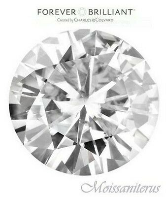 Loose Round Forever Brilliant  14mm Moissanite = 9.75 CT Diamond