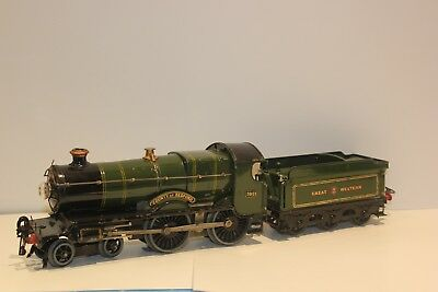 "Hornby Series Vintage 4-4-0 No2 special E220 ""County of Bedford"" Electric 20V"