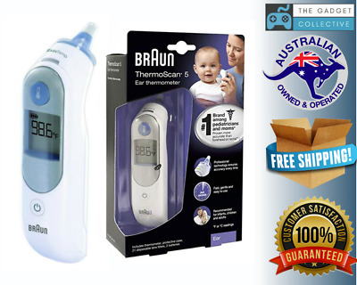 Braun Digital Ear Thermometer Suitable for Baby, Infants, Toddlers, Adults