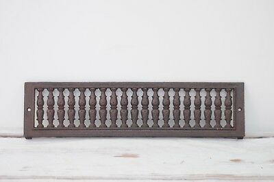 Antique Cast Iron Salvage Grate Stove Salvage #14