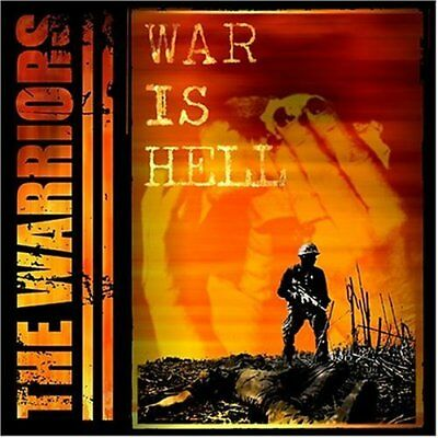 Warriors The-War Is Hell  CD NEUF