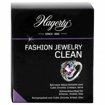 Hagerty Fashion Jewellery Clean Cleaner Bath Dip Shine Polishing Crystal & Glass