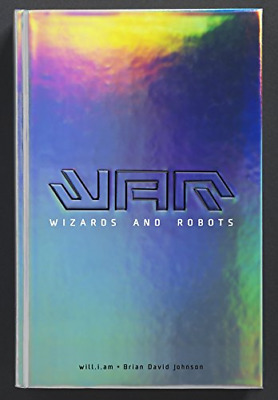 WaR: Wizards and Robots (Hardcover) New Book