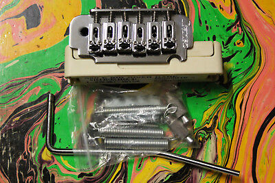 Ibanez SAT Pro, 2 Point Tremolo Bridge Chrome,New with All parts RRP$99.00