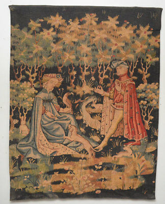 D'Ouvres D'art French Tapestry Lot 123
