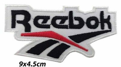 reebok logo iron on patch sew on badges A842