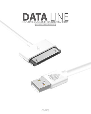Cable Usb Chargeur Pour Iphone 4 4S 3 3Gs Ipad Ipod Itouch Charger Data