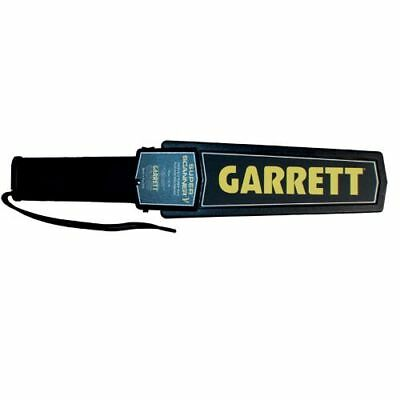 Garrett Super Scanner V Hand Held Security Metal Detector