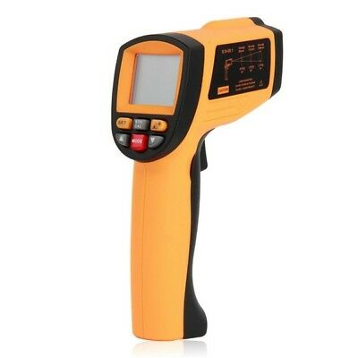 GM1150 LCD Digital Non Contact Laser IR Infrared Thermometer Temperature Meter G