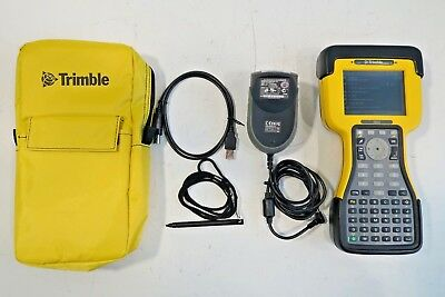 Trimble TSC2 Data Collector BlueTooth, WiFi, Access 2016.12 w/Roads. 4 Available