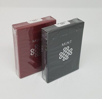 Mint Playing Cards (Launch Edition) by 52 Kards #Cardistry #Magic #SoldOut