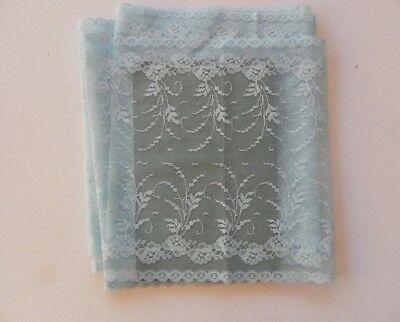 Length of New very Wide Lace - Blue