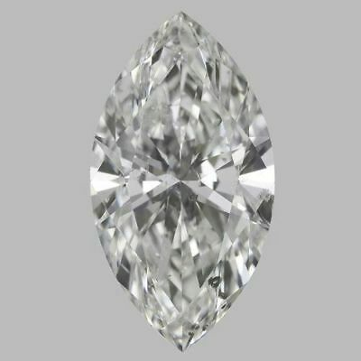 Charles and Colvard Forever One GHI Moissanite 10x5mm Marquise With Certificate